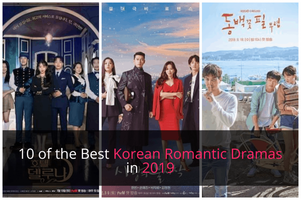Romantic Korean Dramas 2019