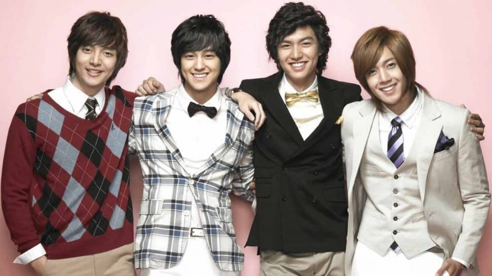 Boys Over Flowers Netflix