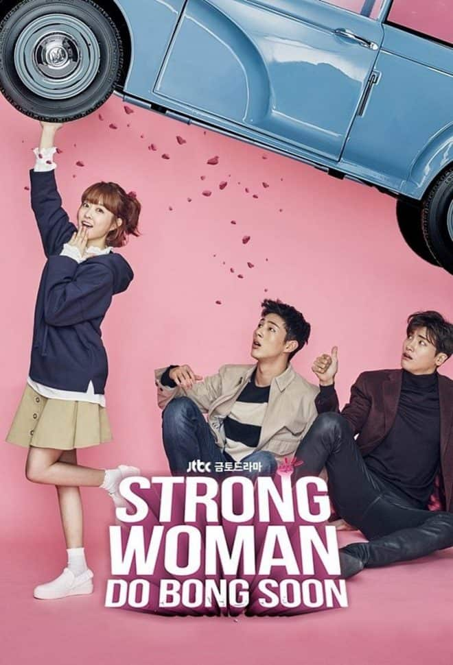 Strong Woman Do Bong Soon Netflix