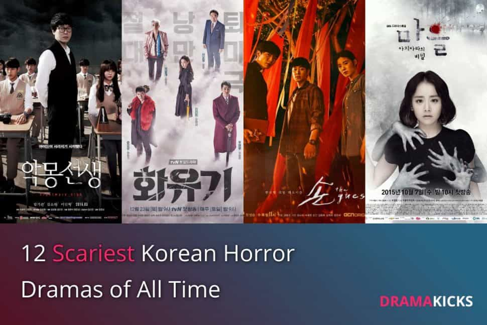12 Scariest Korean Horror Dramas Of All Time