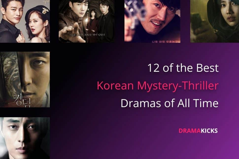 12 Of The Best Korean Mystery Thriller Dramas Of All Time