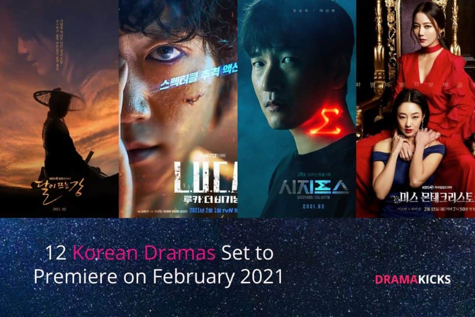 12 Korean Dramas Set To Premiere On February 2021