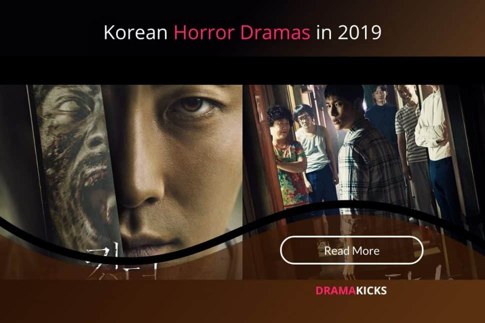 Korean Horror Dramas In 2019