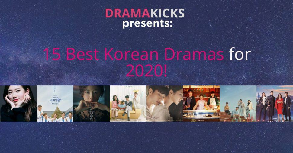 Best Korean Dramas 2020 List