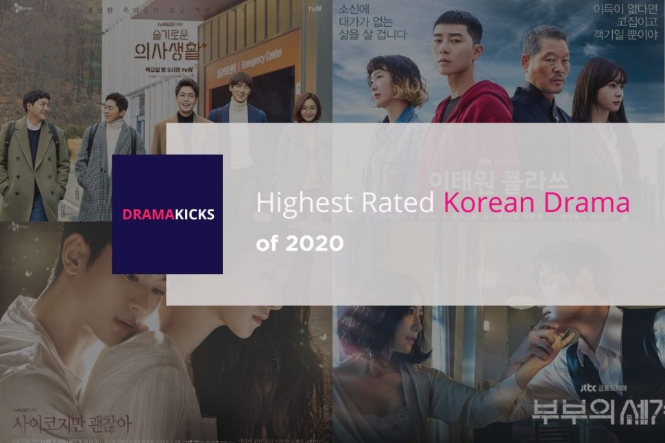 Highest Rated Korean Dramas 2020