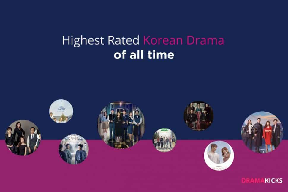Highest Rated Korean Dramas