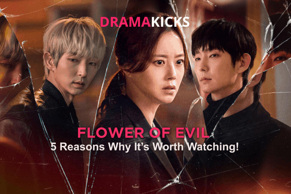 flower of evil: 5 reasons why it's worth watching!